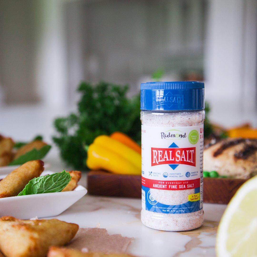 Real Salt Shaker 4.75 ounce